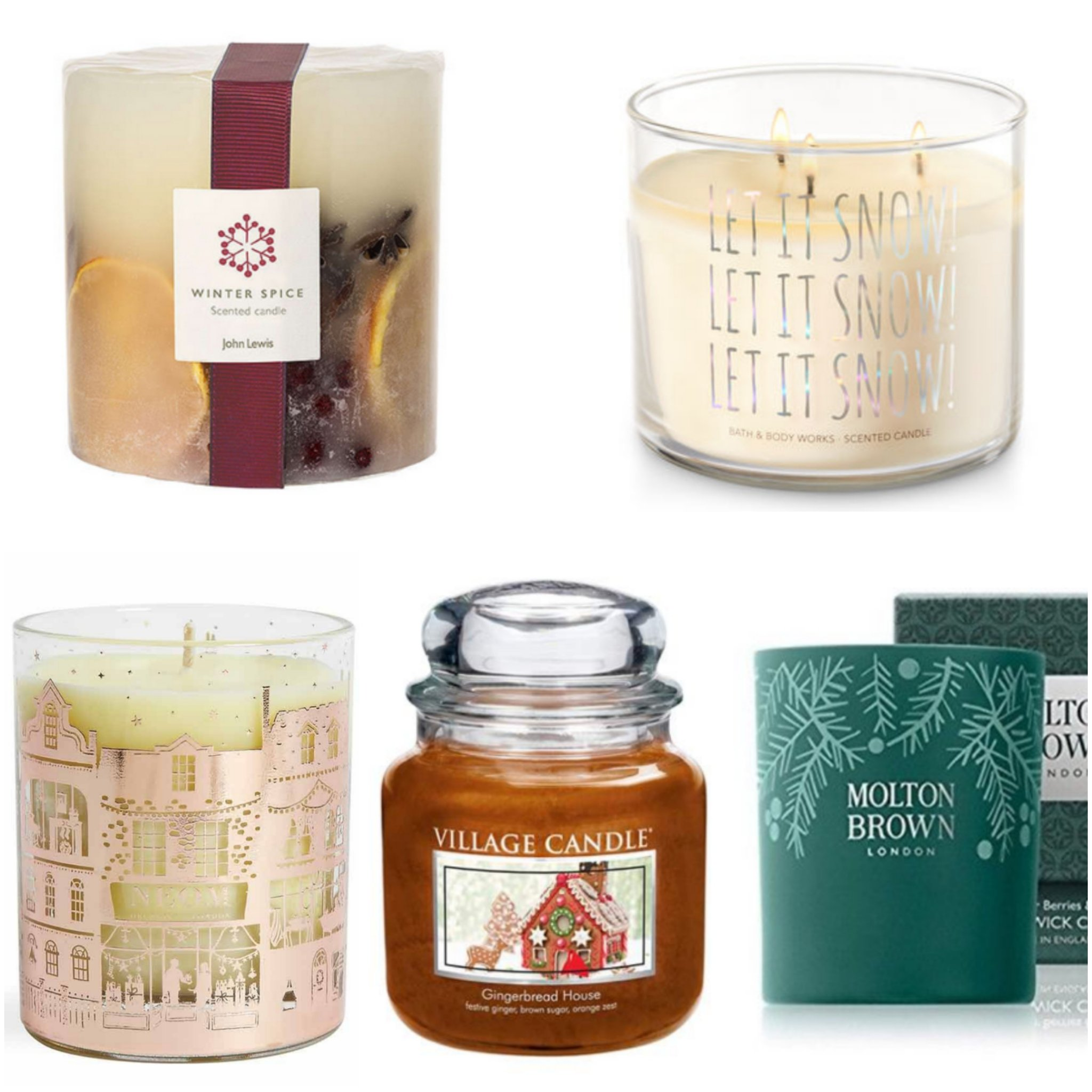 blogmas day 2 most popular christmas candles