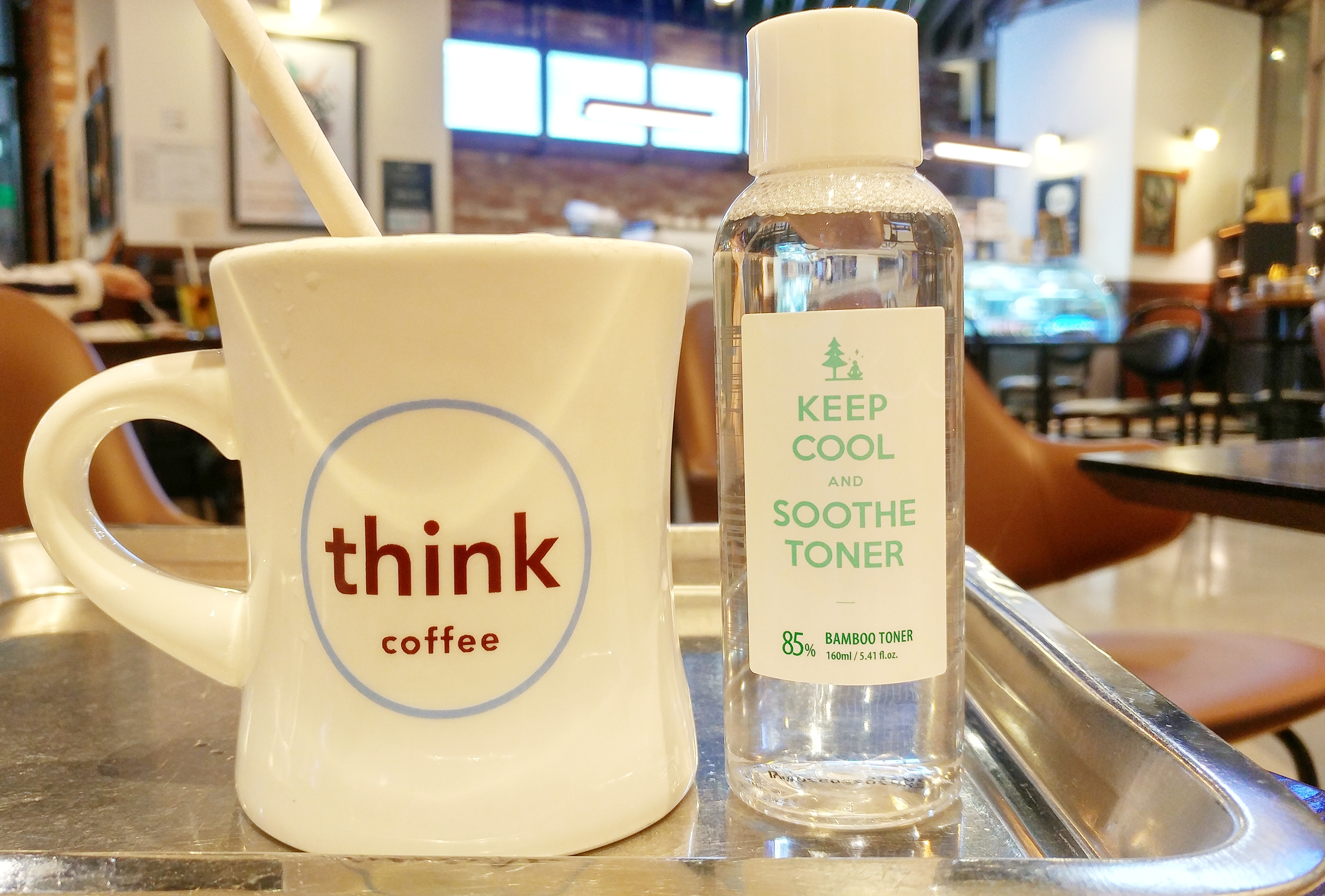 Soothe Bamboo Toner by Keep Cool #19